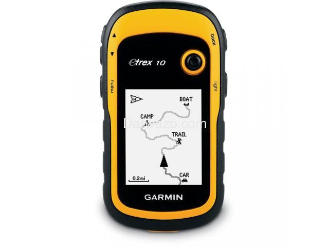 Garmin GPS/Garmin Etrex10 GPS/Etrex10 GPS - 2