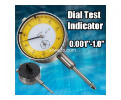 "Dial Gauge Indicator/Depth Dial Gauge/Precision Dial Gauge/0.001""-1.0"" Dial Gauge Indicator - Image 1"