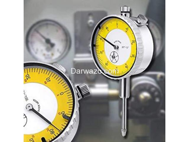 "Dial Gauge Indicator/Depth Dial Gauge/Precision Dial Gauge/0.001""-1.0"" Dial Gauge Indicator - 2"