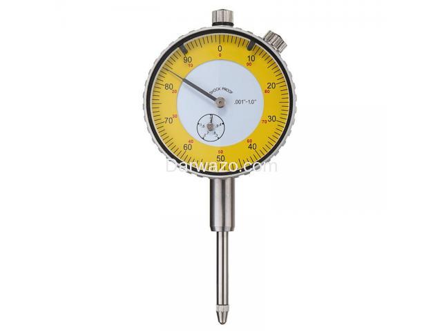 "Dial Gauge Indicator/Depth Dial Gauge/Precision Dial Gauge/0.001""-1.0"" Dial Gauge Indicator - 4"