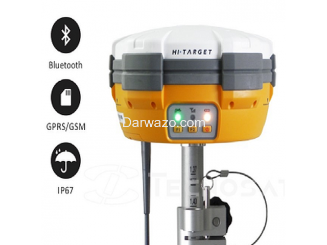 """""""HI-TARGET"""" (China) DGPS GNSS RTK Receiver GPS Model V30 - 1"""