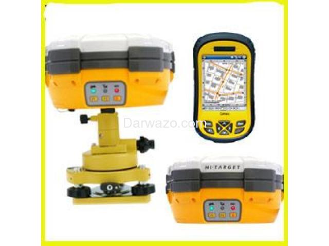 """""""HI-TARGET"""" (China) DGPS GNSS RTK Receiver GPS Model V30 - 5"""
