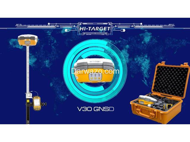 """""""HI-TARGET"""" (China) DGPS GNSS RTK Receiver GPS Model V30 - 6"""