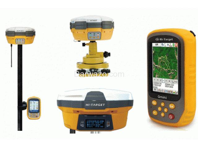 """""""HI-TARGET"""" (China) DGPS GNSS RTK Receiver GPS Model V30 - 9"""