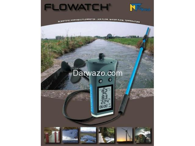 Water & Air Speed Meter/Water Velocity Meter/Current Meter - 2