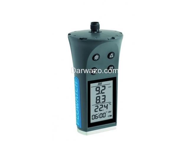 Water & Air Speed Meter/Water Velocity Meter/Current Meter - 6