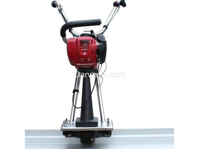 Concrete Surface Finishing Screed Machine - 2