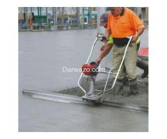 Concrete Surface Finishing Screed Machine - Image 4