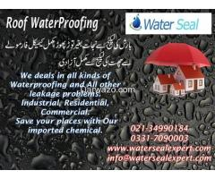Roof Waterproofing Services in Pakistan