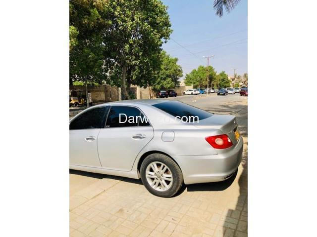 TOYOTA MARK X 250G 2006 for Sale - 1