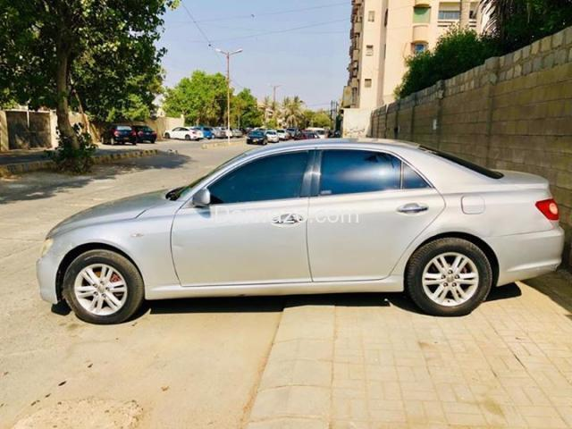 TOYOTA MARK X 250G 2006 for Sale - 2