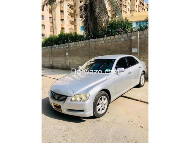 TOYOTA MARK X 250G 2006 for Sale - 3