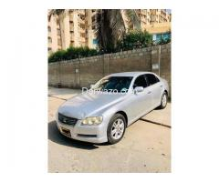 TOYOTA MARK X 250G 2006 for Sale