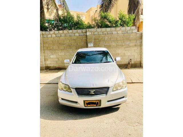 TOYOTA MARK X 250G 2006 for Sale - 4