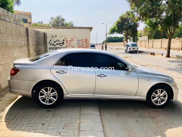 TOYOTA MARK X 250G 2006 for Sale - 5