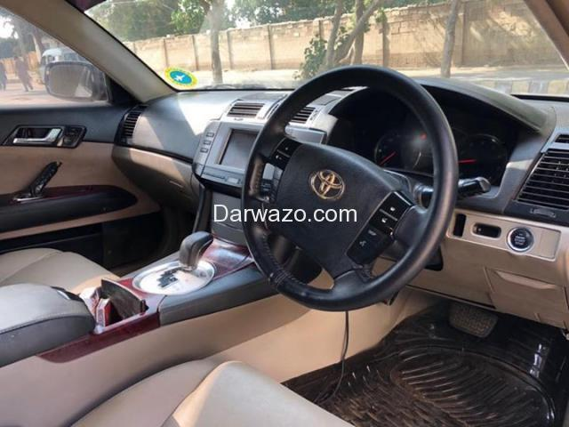 TOYOTA MARK X 250G 2006 for Sale - 7