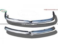 Alfa Romeo Sprint bumper kit (1954-1962) stainless steel