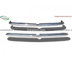 Alfa Romeo Sprint bumper kit (1954-1962) stainless steel - Image 2