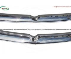 Alfa Romeo Sprint bumper kit (1954-1962) stainless steel - Image 3