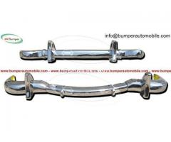 Mercedes W190 SL bumper kit (1955-1963) stainless steel