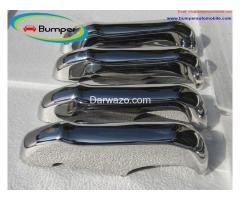 Volkswagen Beetle USA style bumper (1955-1972) stainless steel - Image 4/4