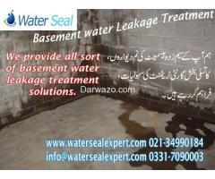 Basement Leakage