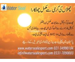 Heat Proofing service in Karachi Pakistan