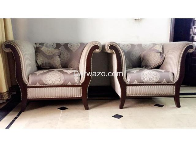 Sofa 7 Seater for Sale  - Clifton Karachi - 2
