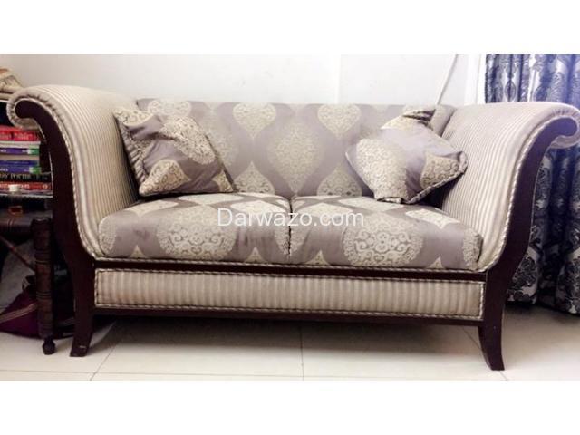 Sofa 7 Seater for Sale  - Clifton Karachi - 3