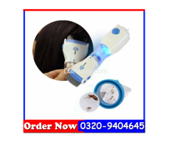 V - comb Head Lice Electronic Head Lice Remover Anti Lice Machine - Image 2