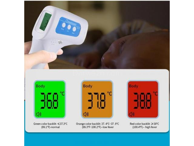 infrared non contact Thermometer - 5