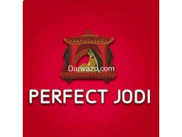 Perfect Jodi is the best matrimonial service - 1
