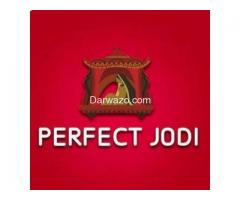 Perfect Jodi is the best matrimonial service