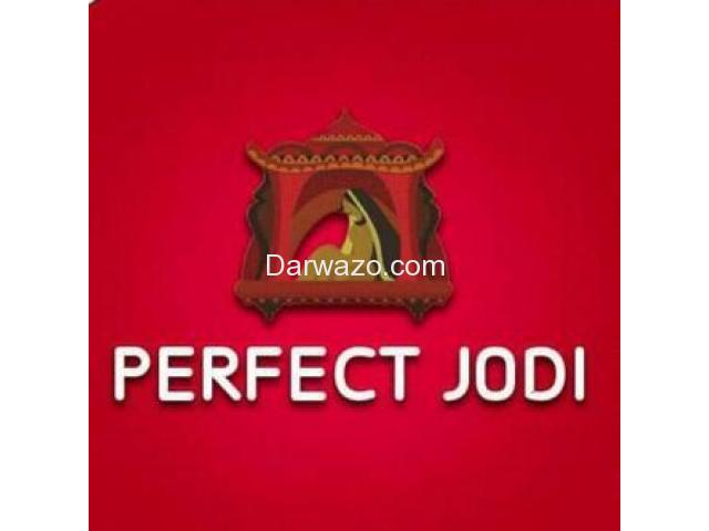 Perfect Jodi is the best matrimonial service - 1/1