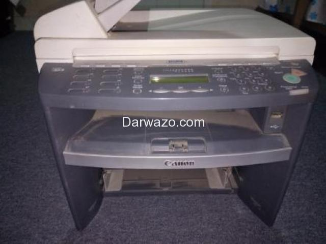 Canon F149300 Printer/Scanner/Photocopier - 2/2