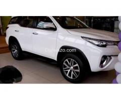 Toyota Fortuner 2017 For sale in Karachi