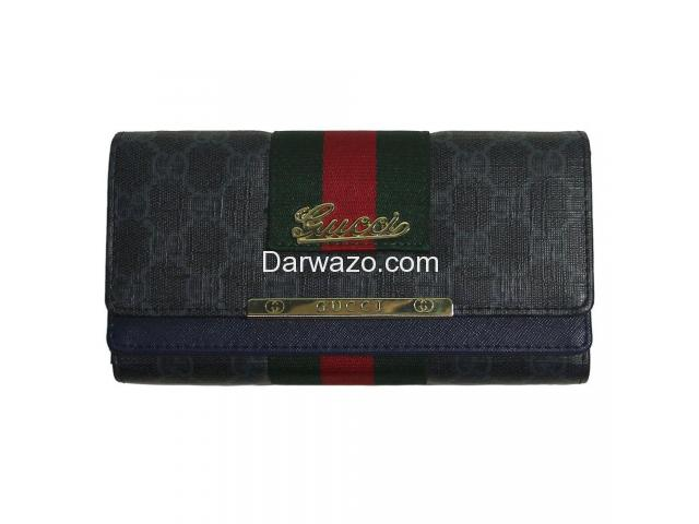 GUCCI - G-140313 BAO LAN ( WALLET COLLECTION FOR WOMEN) - 1