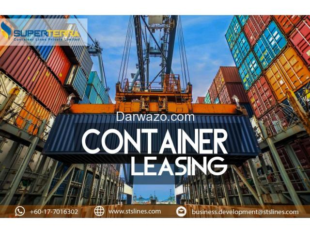 Container Trading/Exchange/Leasing - 1