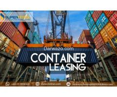 Container Trading/Exchange/Leasing