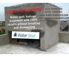 water tank leakgae
