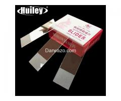 Microscope Slides (50 pieces) & Cover Glass Slides (100 pieces) Microscope Glass Slides