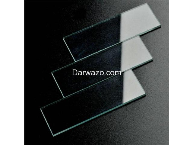 Microscope Slides (50 pieces) & Cover Glass Slides (100 pieces) Microscope Glass Slides - 2