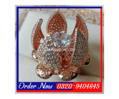 Flower Bloom Ring For Women in Pakistan - Image 1