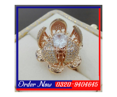 Flower Bloom Ring For Women in Pakistan - Image 2