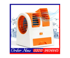 Mini Air Conditioner Shaped Cooler Fan - Image 2