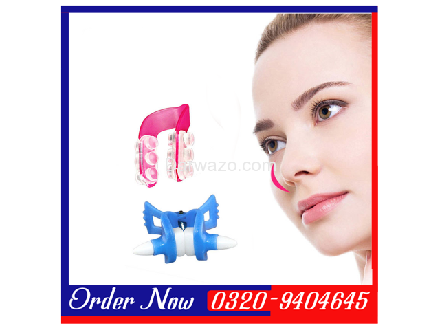Nose Shapper Lift And Shape Your Nose in Pakistan - 1
