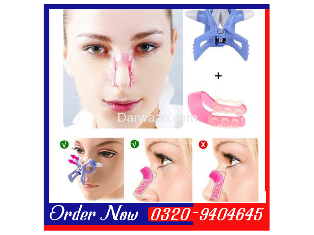 Nose Shapper Lift And Shape Your Nose in Pakistan - 2