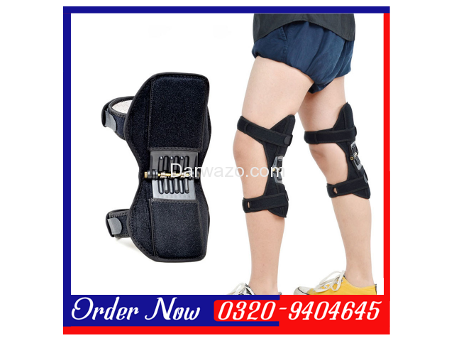 Pair Strap Knee Joint Support Kneepad ports Knee in Pakistan - 1