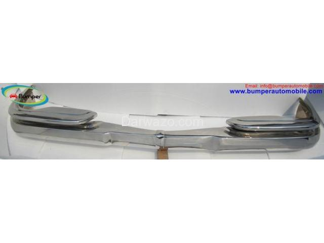 Mercedes W111 W112 220SEB coupe year (1959 - 1968) bumpers - 3