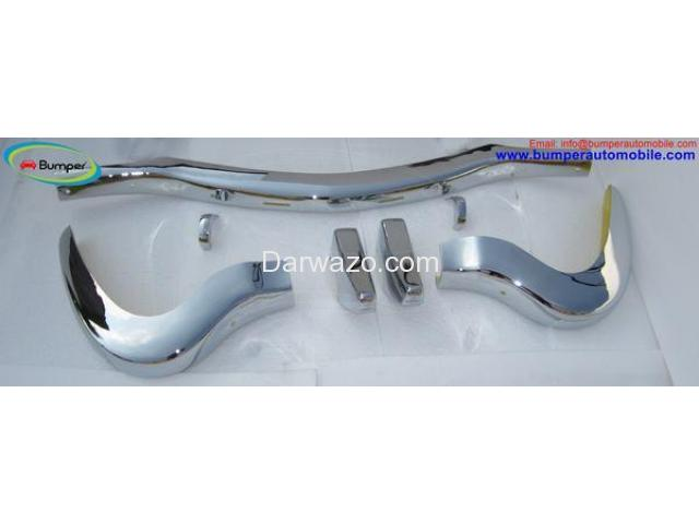 Mercedes 300SL Roadster bumpers (1957-1963) - 4